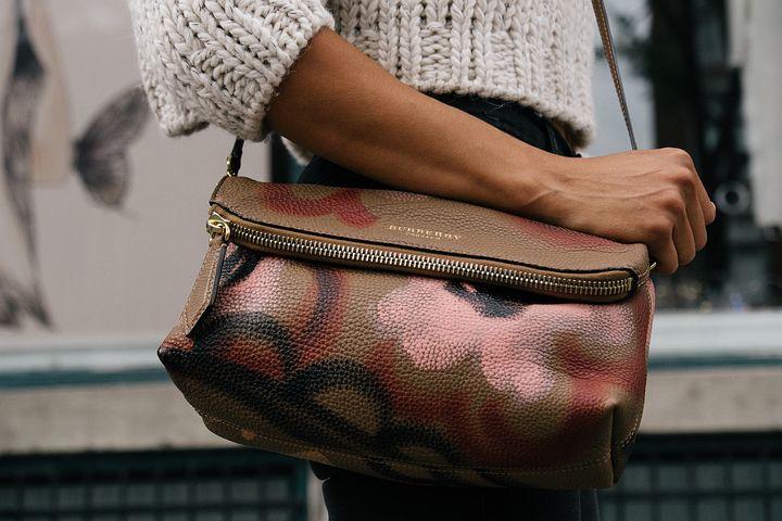 nieuwe handtas