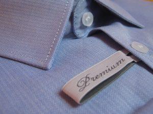 overhemd detail